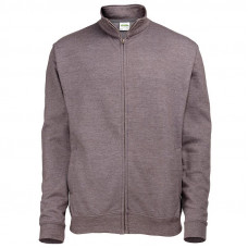 JH047 Fresher full zip sweatshirt