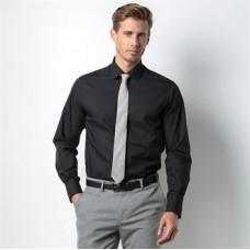 KK131 Tailored business shirt long sleeved
