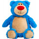Blue Bear - Personalised