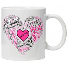 Valentines Printed Mug