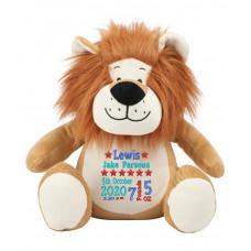 Lion - Birth Block