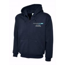 NHS - Full Zip Hooded sweatshirt