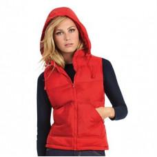 BA670 B&C Zen+ /women - Hooded Bodywarmer