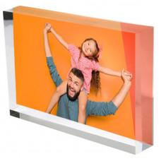 Acrylic Photo Block - 6 x 4 inch
