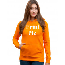 Girlie college hoodie - PLAIN OR FOR PRINT